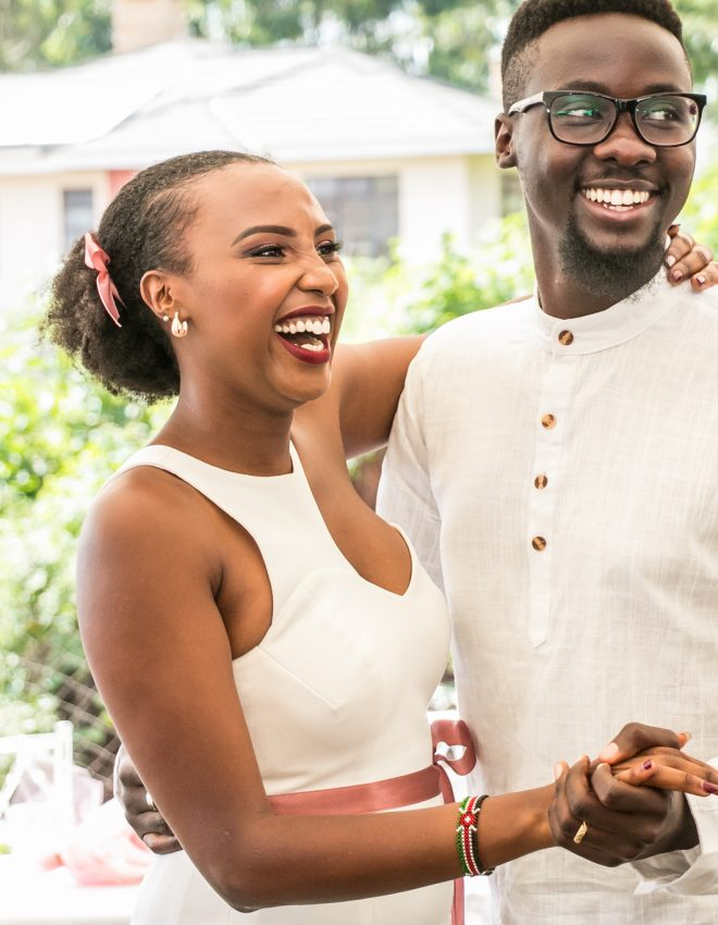 Meet Soila & Curtis: Happily Married In Their 20s