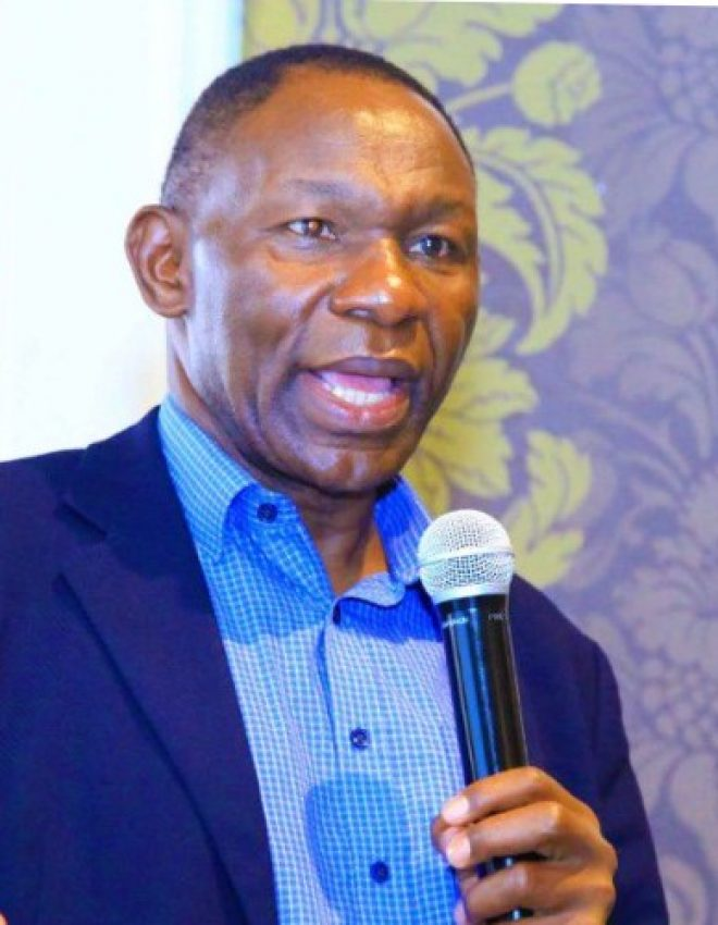 Meet Bitange Ndemo: The Professor With Natural Intelligence